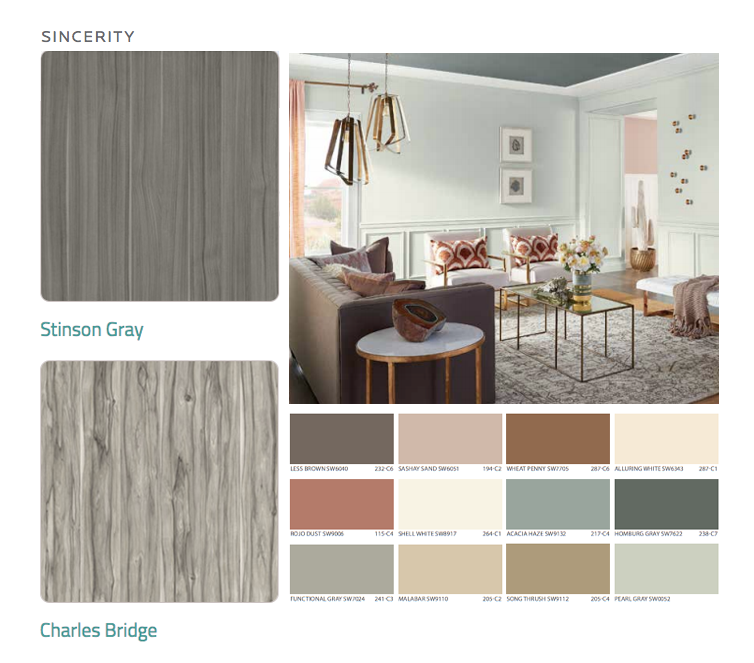 Sincerity - Arclin TFL Decorative Overlays Design