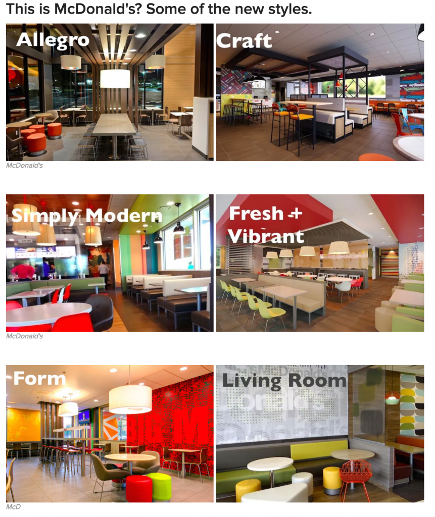 McDonald New Concepts