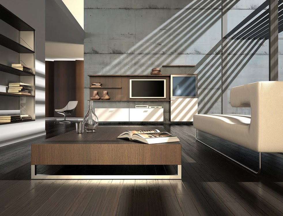 Arclin Modern Apartment Design