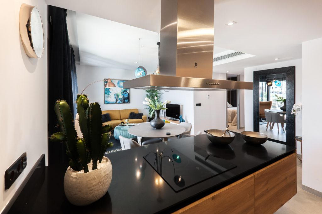 Bold Kitchens Design Trends - Arclin TFL