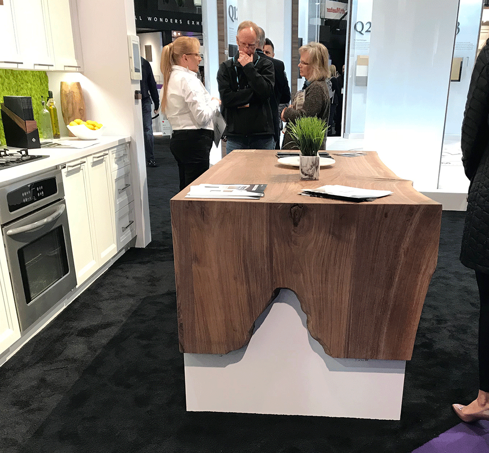 Unexpected Surfaces in Kitchen Design - Arclin TFL - TFL in Kitchen Designs
